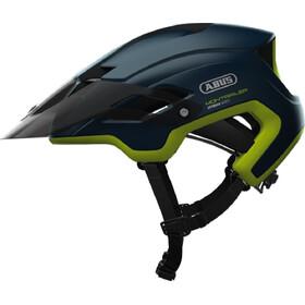 ABUS Montrailer - Casco de bicicleta - azul